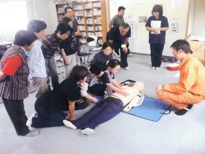 """白河警察署復興支援担当署員による防災教室を開催しました"""""""