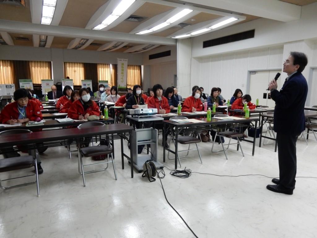 放射線リスクコミュニケーション・モデル研修会を開催しました。