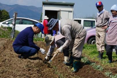 みどり豊かなまでいな村へ―飯舘村社会福祉協議会―