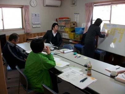 避難者支援中期ビジョン策定のヒアリングに葛尾村社協へ同行訪問_001