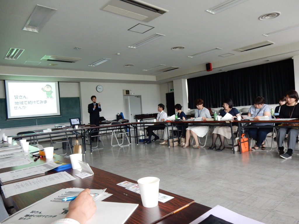 復興公営住宅支援に関する会議