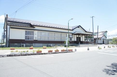 JR小高駅