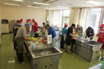 双葉町「男の料理教室」