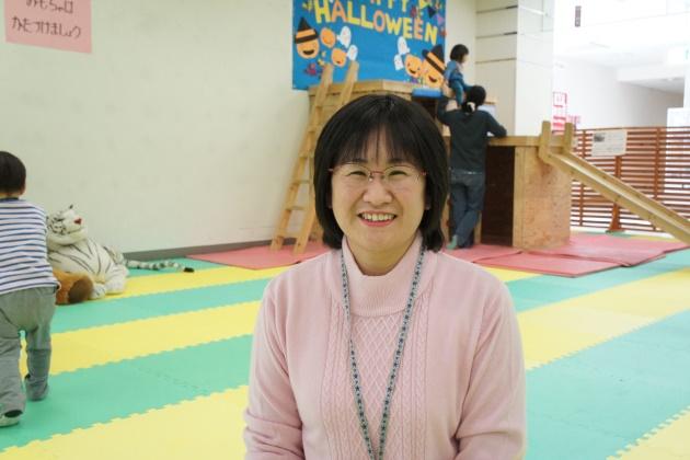 特定非営利活動法人いわき緊急サポーセンター理事長 前澤由美さん