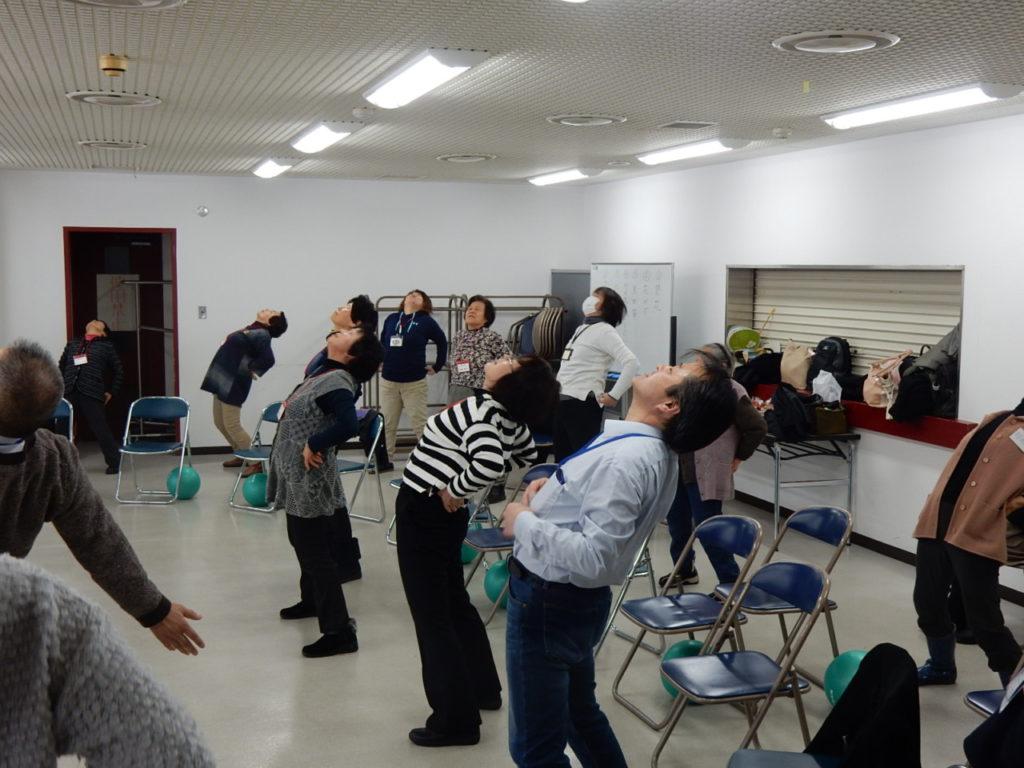 小法師サロンに参加して~会津若松市社会福祉協議会のサロン活動~